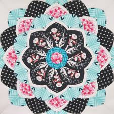 Flossie Teacakes: English paper piecing: where to begin & Peony English Paper Piecing Pattern Adamdwight.com