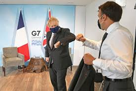 Prime minister boris johnson will use the uk's g7 presidency to unite leading democracies to help the world fight, and then build back better from coronavirus and create a greener, more prosperous future. Sx 0dkd96al27m