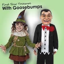 gooseps book week costumes 2018