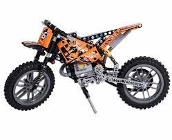 moto bike. technic moto cross bike