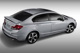Used 2015 Honda Civic Si w/Navigation Pricing - For Sale | Edmunds