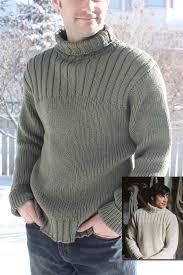Mens Sweater Pattern