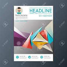 Modern Business Resume Template Modern Flyer Design Magazine Brochure Business Resume Template