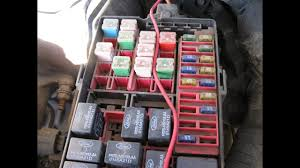 fuse box locations on a 1997 2003 ford f150 fuse box locations on a 1997 2003 ford f150
