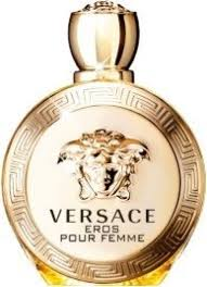 <b>Versace Eros Pour Femme</b> EdP 100ml in duty-free at airport Koltsovo
