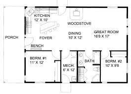 1200 sq ft house plans modern 1300 square foot house plans with garage 1200 sq ft