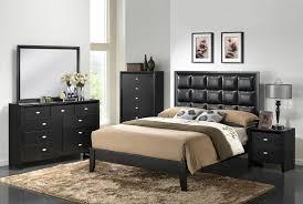 Global Bedroom Furniture Global Furniture Carolina 5 Piece Bedroom Set In Black Beyond Stores