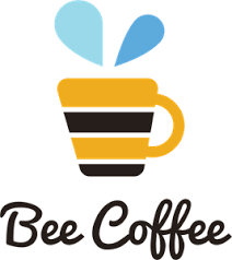 Bee Coffee Logo Vector (.EPS) Free Download