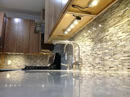 how to install under cabinet lighting kitchen installing hardwired led direct wire