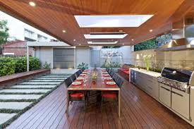 Outdoor Kitchen Ideas By Spaces And Places