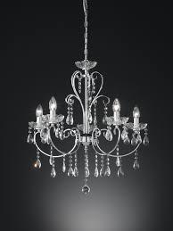 Riesiger Kerzen Kronleuchter Mit 12 Kerzenhaltern 92 Cm