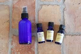 essential oils for diy yoga mat spray