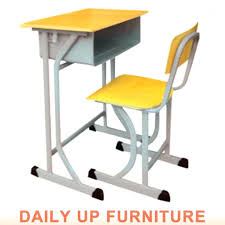 student desk and chair set school student desk and chair fixed child bed room furniture set