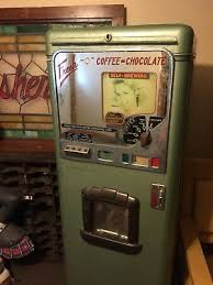 Stoner Vending Machine Mesmerizing VINTAGE ART DECO Stoner Coffee Vending Machine Coin Operated