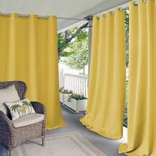 Elrene Connor Indoor/Outdoor Curtain Panel - Free Shipping On Orders Over  $45 - Overstock.com - 21568709