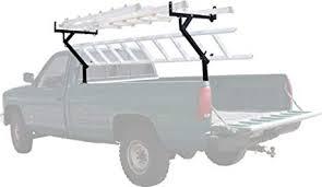 Amazon.com: Side-Mount Pickup Truck Rack for 3 Ladders & Kayaks ...