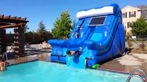 home swimming pools with slides. Unique Pools YouTube Premium Intended Home Swimming Pools With Slides