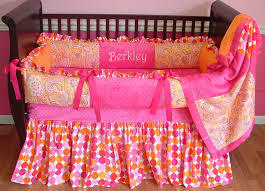 fleurish baby bedding only 1 left
