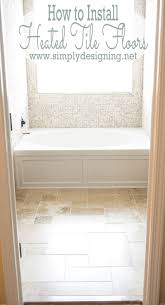 you can read about our past floor tiling projects here herringbone tile floors hexagon tile floors and our kids bathroom tile floors