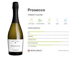 Prosecco Light Blue Label Prosecco Wine Folly