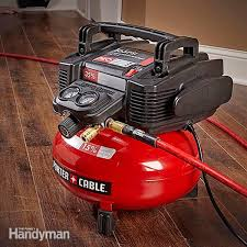 how to choose a small air compressor the family handyman how to choose a small air compressor
