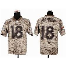 Shop Cheap Military Hockey Manning Jersey Jerseys Peyton Online