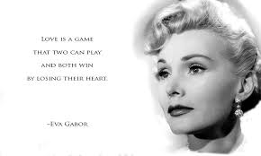 Zsa Zsa Gabor Quotes Adorable Zsa Zsa Gabor Quotes Unique Quotes Warehouse Top 48 Valentine's Day