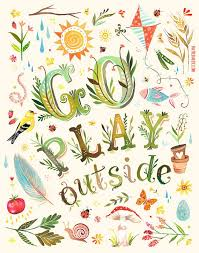 Image result for outside play pictures