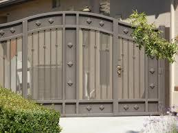 front door gate. Front Door Gate N