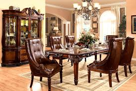 FurnitureSplendid Cherry Wood Dining Room Set Solid Formal Sets Bcdaecae  Amazon Black And Red