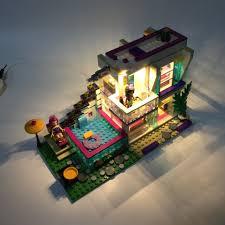 Led Light Up Kit For Lego 41135 Compatible With Bela 10498