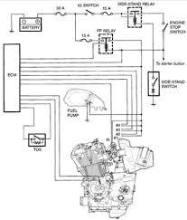 suzuki gsx1400 fuel pump control system wiring and circuit diagram suzuki gsx1400 fuel pump control system circuit wiring
