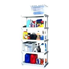hdx 4 shelf storage unit plastic ventilated storage shelving unit storage shelf shelving parts 5 shelf