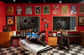 Get A Tattoo At The Field Museums New Tattoo Shop For Real