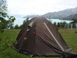 Tenda Campeggio Con Bagno : Bertoni nordkapp alu tenda igloo posti