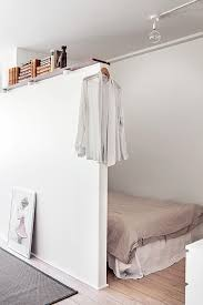 tiny bedroom nook. Bedroom With Short Wall Divider | Fantastic Frank Tiny Bedroom Nook O
