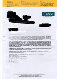 Cabot And Interesting Letters