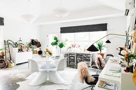 home office design quirky. Simple Home Take A Tour Of Hannah Crowellu0026 Gorgeous Quirky Nashville Office Interiors  And Get Some Design Tips Along The Way Inside Home Office Design Quirky