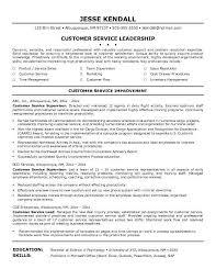 Customer Service Skills In Resume Customer Service Resume 6