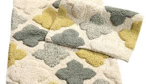 gray and brown bathroom rug bath rugs beyond set tickets chaps round furniture stunning