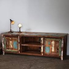 distressed wood entertainment center. Reclaimed Wood Entertainment Center From Overstock Media Console Furniture Distressed With