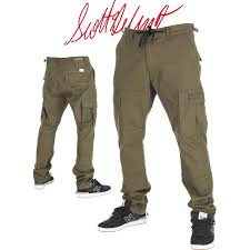 Create Your Own Pants Rds Cargo Pant Scooter Army Green