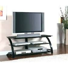 tv stands glass glass stand glass stand cantilever for up to inch screens stands best