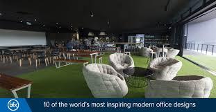 inspiring office design. Simple Design 10 UltraCreative U0026 Modern Office Designs To Inspire You In Inspiring Design