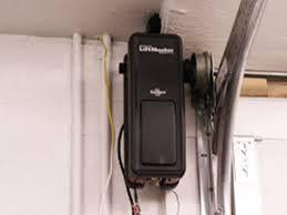 side garage door openerGarage Doors  Side Mount Garage Door Opener Video Openers On