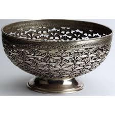 Decorative Metal Fruit Bowls Fruit Bowls Antique Fruit Basket Exporter from Jaipur 4