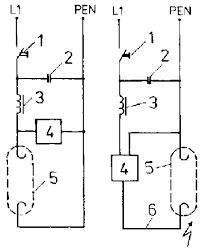 5 3 2 1 mercury vapour lamps circuit of high pressure sodium vapour lamps