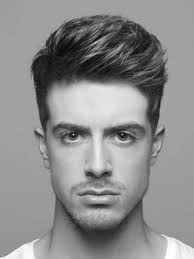 thick short hairstyles for men