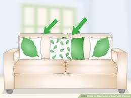 How To Decorate A Couch With Pillows