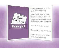 Thank You Note Size Thank You Note Size Lovely Animal Thank You Note Greeting Cards